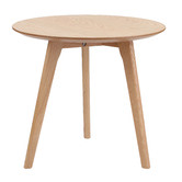 Temple & Webster 2 Piece Lund Wooden Nesting Table Set