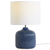 Temple & Webster 37cm Darcy Ceramic Table Lamp