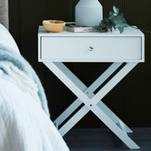 Temple & Webster Twin Lakes Bedside Table