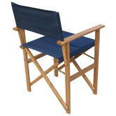 Temple & Webster Belize Wooden Outdoor Director's Chairs