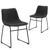 Temple & Webster Phoenix Contemporary Dining Chairs