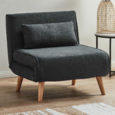 Temple & Webster Aero Single Sofa Bed