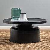Temple & Webster Palatine Steel Coffee Table