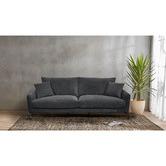 Temple & Webster Kalsey 3 Seater Upholstered Sofa