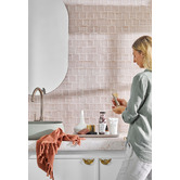 Temple & Webster Tate Oval Frameless Wall Mirror