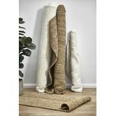 Temple & Webster Natural Watson Hand-Woven Jute Rug