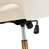 Temple & Webster Gatsby Velvet Home Office Chair