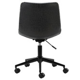 Temple & Webster Phoenix Vintage-Style Office Chair