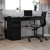 Temple & Webster Beesly 2 Drawer Desk
