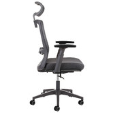 Temple & Webster Executive Office Chair with Headrest