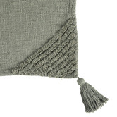 Temple & Webster Sage Cushion & Throw Set