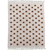 Temple & Webster Palmer Table Tufted Cotton Rug