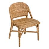 Temple & Webster Kids' Blair Rattan Chair