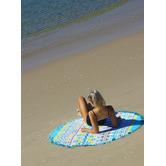 Odyssey Living Seychelles Round Cotton Beach Towel