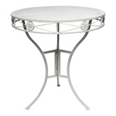 High ST. Herald Metal Patio Table