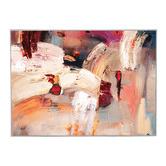 Iconiko Henna Abstract Canvas Wall Art