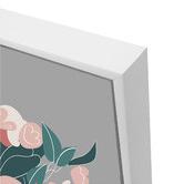 Iconiko Pretty on Display Canvas Wall Art
