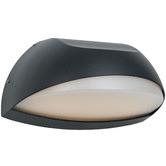 Bright Sea Lighting Black Joss Metal Wall Light