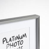 Maddison Lane Platinum 21 x 26 Metal Photo Frame