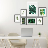 Maddison Lane 7 Piece Instant Gallery Wall Set