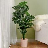 Maddison Lane 120cm Potted Faux Monstera Plant