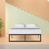 Studio Home Black Beier Metal Platform Bed