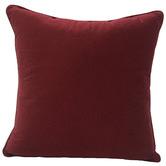 Sway Living Piped Edge Velvet Cushion
