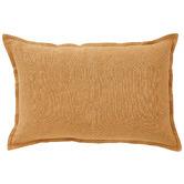 Weave Como Rectangular Linen Cushion