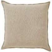 Weave Como Square Linen Cushion