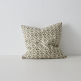 Weave Byblos Embroidered Cotton Cushion