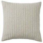 Weave Sorrento Embroidered Cushion