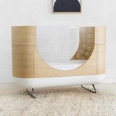 Ubabub Pod Cot with Clear Acrylic side