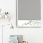 Window Solutions Stone Torquay Blockout Roller Blind