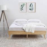 Nordic House Natural Case Bed Base
