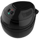 Healthy Choice Black 10L Air Fryer with Accessories
