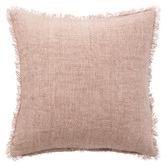 L & M Home Burton Linen Cushion