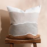 L & M Home Sands Cotton-Blend Cushion
