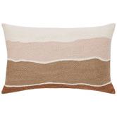 L & M Home Sands Rectangular Cotton-Blend Cushion