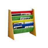 Oakleigh Home Kids Levede Wooden Bookshelf
