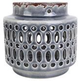 Maine & Crawford Cove Ceramic Lantern