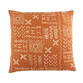 Maine & Crawford Lyric Printed Cotton Cushion