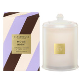 Glasshouse Fragrances 380g Movie Night Soy Scented Candle