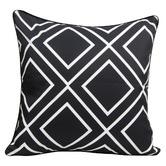 Bistro Breeze Black Diamond Outdoor Cushion