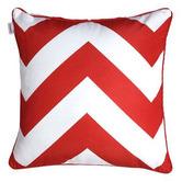 Bistro Breeze Chevron Nile Outdoor Cushion