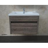 Belbagno Alexandra Wall Mounted Bathroom Vanity Unit