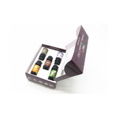 Serafino Homewares 130ml Arora USB Diffuser (includes Set of 10 Essential Oils)