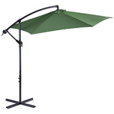 Milano Outdoor 3m Sawyer Cantilever Umbrella
