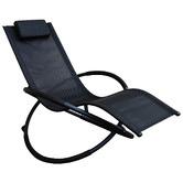 Milano Outdoor Zero Gravity Outdoor Rocking Chair