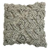 M Home Bohemian Wool-Blend Cushion