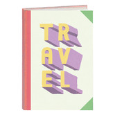 Ask Alice Travel Hardcover Journal